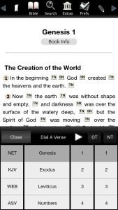 Bible app no internet required