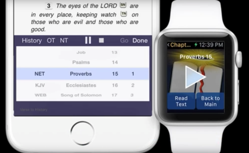 Bible for Apple Watch